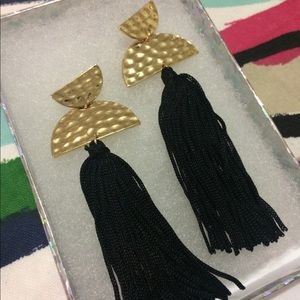 Jewelry - Adeline Tassel Earrings